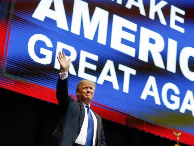 Make America closedagain