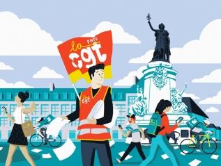 Les syndicats sont-ils en voie d'uberisation?