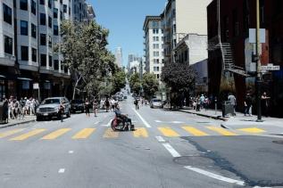 La ville du futur, c'est une ville accessible àtous