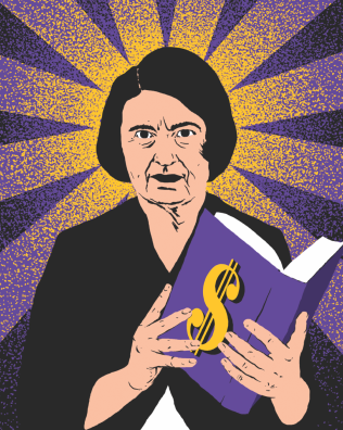 Ayn Rand, la Che Guevara ducapitalisme